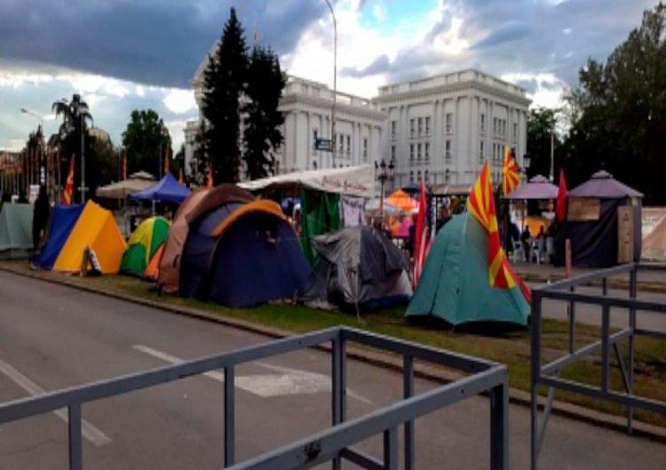 Македония изнутри. Балансирование кризисом