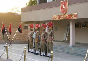 Военный театр на пакистанско-индийской границе