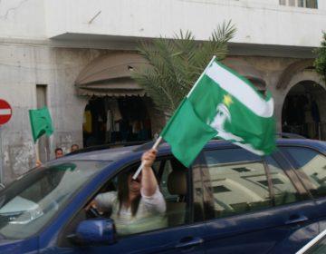 Ливия. Апрель 2011.
