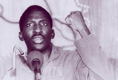 Томас Санкара - африканский Че Гевара