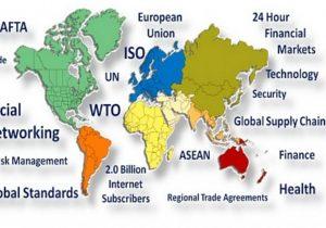 Глобализация больших пространств