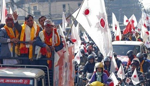 Коммунисты победили на выборах в Непале - тихо, по китайски, улыбнулся Си