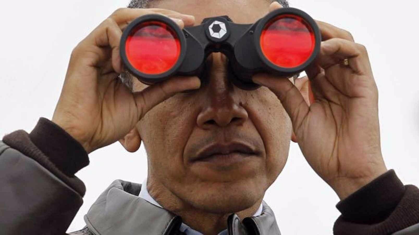 Барак Обама 44 президент США