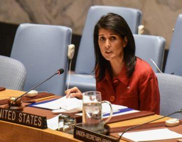 США отвергли предложение Палестины о проведении конференции по Ближнему Востоку