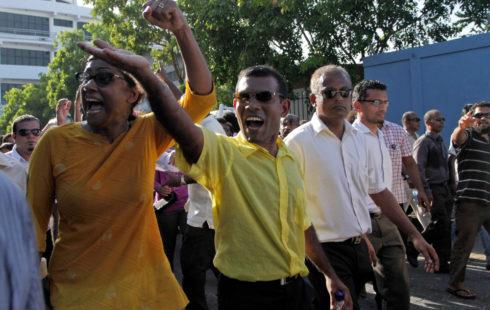 Чем обусловлен политический кризис на Мальдивах
