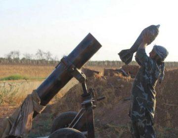 Боевики продолжают атаковать мирные районы Дамаска