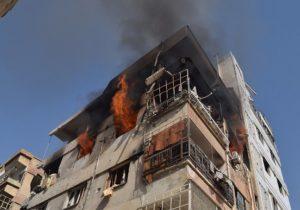 Боевики из Восточной Гуты обстреляли Дамаск