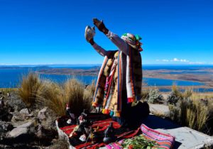 Андская метаполитика: права духов и мыслящий ландшафт