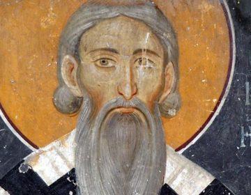 Святой Савва как государственник