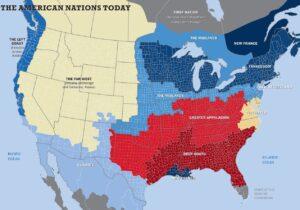 Разорванные штаты Америки